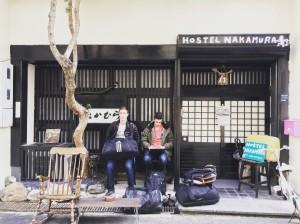 Nakamura Hostel: Kobe, Japan 2016